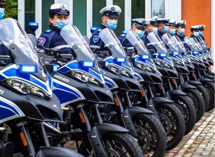 Bologna-Ducati-Polizia