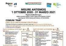 Emilia-Romagna-misure-antismog