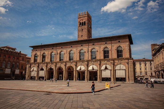Bologna Palazzo Podesta