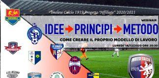 Imolese Calcio primo webinar