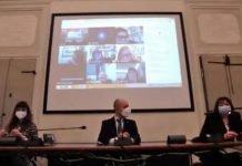 Bologna cerimonia premio Tina Anselmi