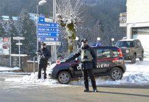 Bologna controlli covid carabinieri