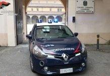 Carabinieri indagine Villa Inferno