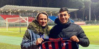 Christian Tomamsini Imolese Calcio