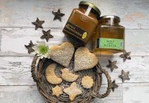 Ricetta biscotti miele Pelliconi
