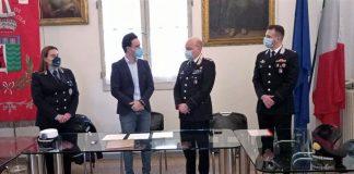 Valsamoggia Carabinieri convenzione