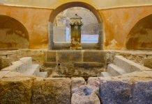 Bologna incontro terme museo archeologico