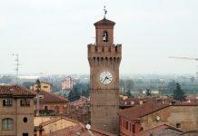Castel San Pietro scorcio centro