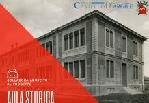 Castello Argile aula storica