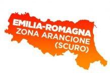 Emilia Romagna arancione scuro