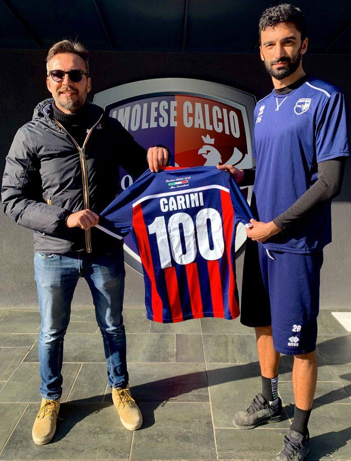 Lorenzo Carini Imolese Calcio