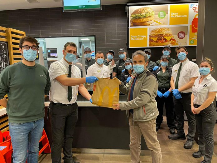 McDonalds Imola
