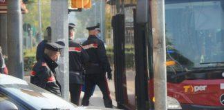 Bologna controlli autobus covid