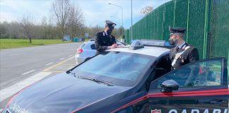 Carabinieri Portonovo