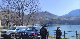 Carabinieri controlli 8marzo