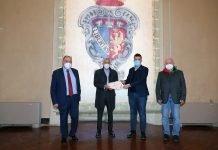 Imola pergamena Domenico Ricci