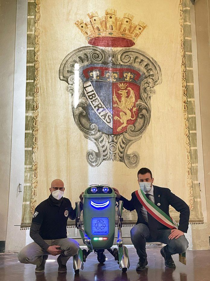 Imola robot Robidone
