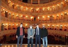 Imola teatro Felicori Panieri