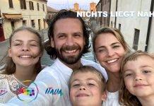 Selfie Famiglia Spot Germania
