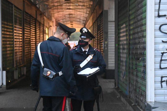 Bologna carabinieri stazione Navile