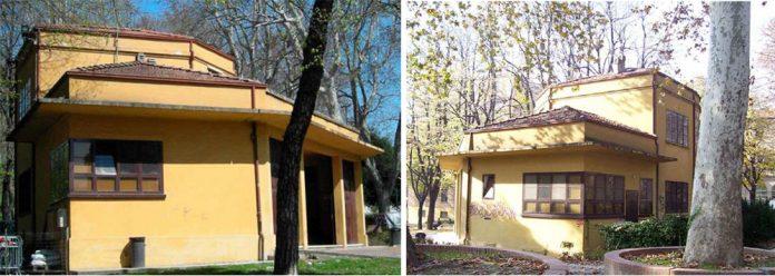 Bologna ex casa custode Montagnola