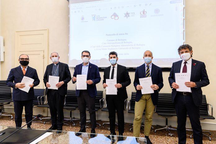 Bologna firma casa delle religioni