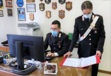 Carabinieri Anzola Emilia foto repertorio