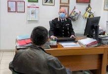 Carabinieri denuncia tentata estorsione