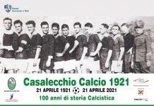 Casalecchio Calcio cento anni