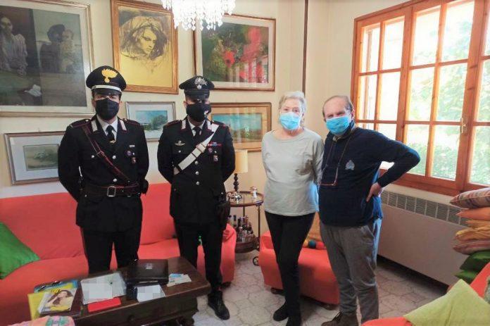 Granarolo Emilia carabinieri prenotazione vaccino