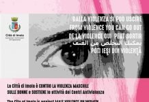 Imola manifesto antiviolenza