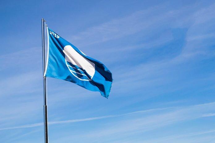 Bandiera blu spiagge 2021