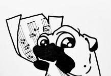 Bologna logo cane museo musica