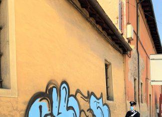 Bologna street art ex caserma mameli