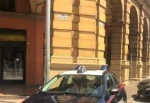 Bologna volante carabinieri
