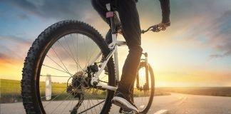 Calderara bike to work