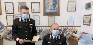 Carabinieri controlli lavoro nero