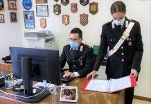 Carabinieri denuncia falsa attestazione
