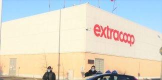 Centro commerciale controlli carabinieri