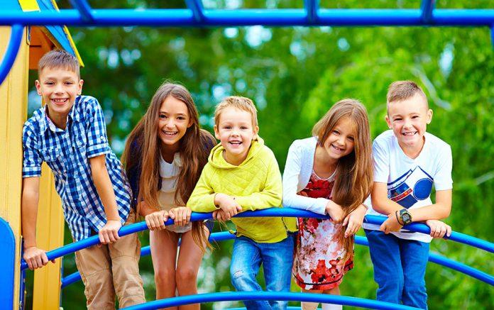 Centro estivo bambini