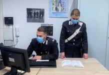 Foto repertorio carabinieri