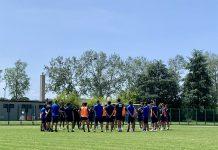 Imolese Calcio preparazione