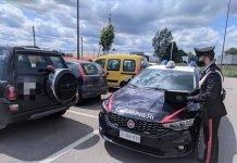 Medicina veicoli sequestrati imprenditore