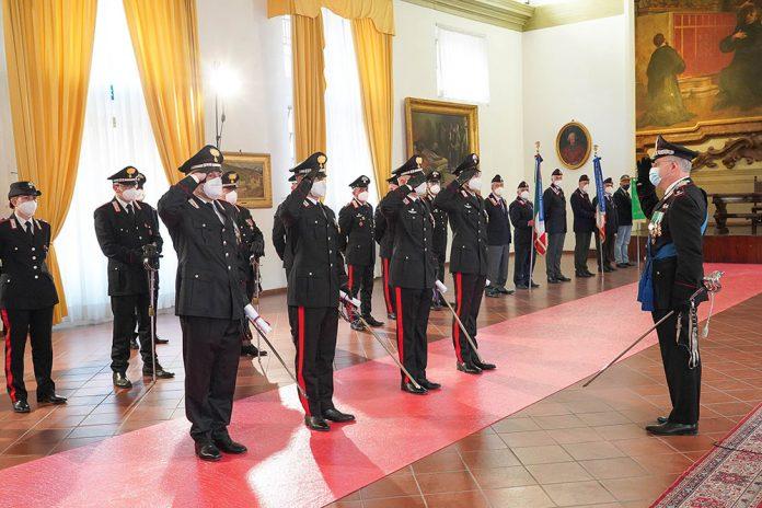 Carabinieri 207 fondazione e