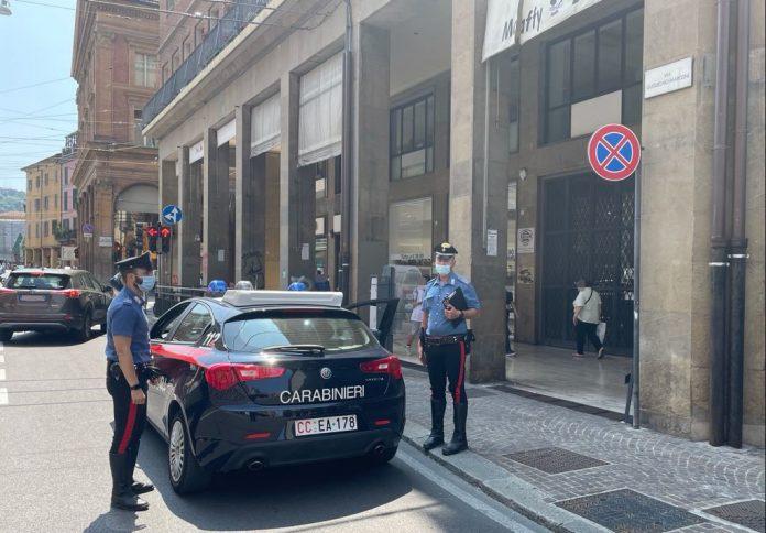 Carabinieri Bologna via Marconi