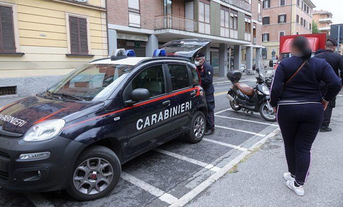 Carabinieri Navile Bologna