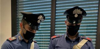 Carabinieri San Lazzaro furto zafferano