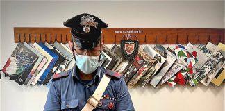 Carabinieri tentato furto Shopville Gran Reno