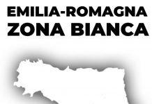 Emilia romagna zona bianca