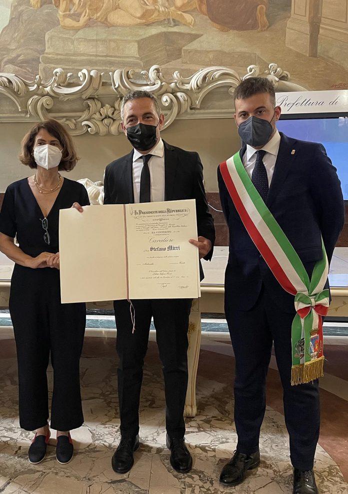 Imola Stefano Mirri Cavaliere Repubblica